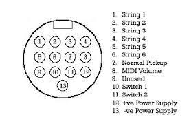 roland 13 pin wiring diagram download scientific diagram 13 pin trailer wiring diagram at 13 Pin Wiring Diagram