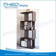 Wooden Book Display Stand Wood Book Display Stand Rack Case FurnitureBook Display CasePOP 42