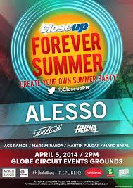 close up forever summer 2016 ticket s