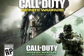 Call Of Duty Infinite Warfare Is A Combined 130 Gb Install