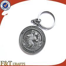 China <b>Cheap Wholesale Custom 3D</b> Logo <b>Antique</b> Metal Keychain ...