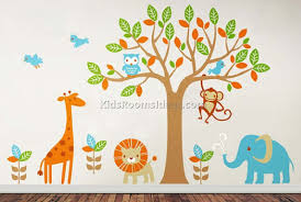 Gallery of Elegant Wall Stencils For Kids Room Inspiration
