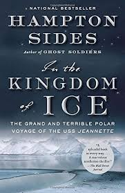 in the kingdom of ice books like unbroken