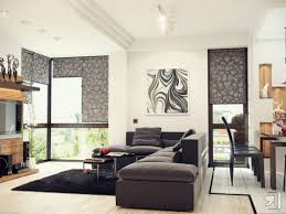 White Walls Decorating Black Accent Wall Finest Furniture Wondrous Art Deco Home