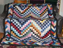 Quilt Border Patterns Fascinating Pioneer Braid Quilt Bargello Border FaveQuilts