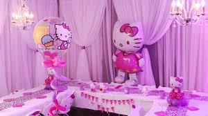 Tess Hello Kitty Birthday Party Youtube