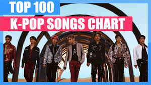 Top 100 K Pop Songs Chart October 2019 Week 4