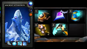 dota 2 item build for ancient apparition kaldr youtube