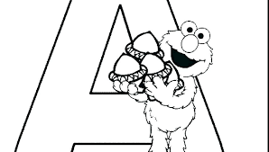 Coloring Pages Elmo Printable Birthday Coloring Pages Birthday