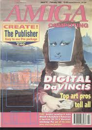 Amiga Computing Issue 070 1994 Feb