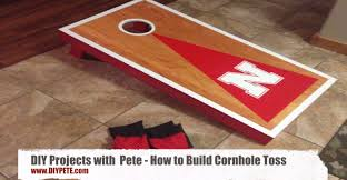 Wooden Corn Hole Game How to Build Cornhole Toss Boards A Fun and Easy DIY Project 58