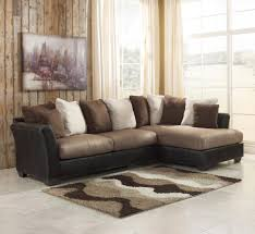 ... Small 2 Piece Sectional Sofa Affordable Design ...
