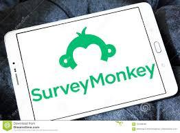 Survey Monkey Logo Surveymonkey Logo Editorial Image Image Of Companies 102406440