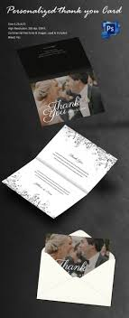 Business Thank You Cards Templates 4 Dummies Org With Thank You Card