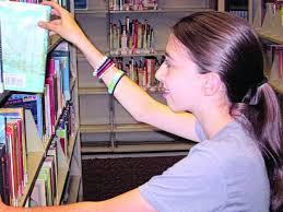 Outstanding Volunteer: Ava Steele | Omaha Public Library