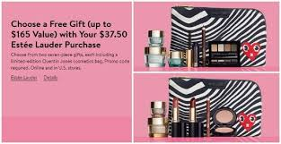 nordstrom free estee lauder gift with purchase