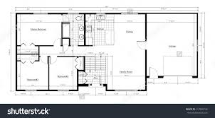 ... Marvelous Floor Plans Samples With Dimensions 2 Storey House 4  Astounding And