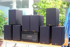 Dàn GoldAcoustic V230 âm thanh chuyên nghiệp cho quán Cafe – Loa cho nhà  hàng - Loa cafe - Giá loa quán cafe - Chọn loa cho quán cafe