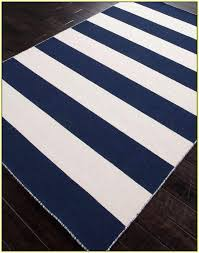 blue striped rug modern navy blue and white area rugs intended for rug striped runner awesome