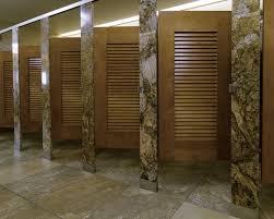 Stone For Unique Idea Phenolic Toilet Partitions