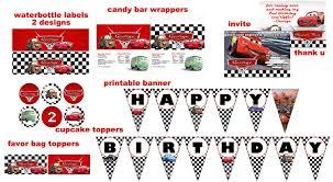 Free Cars Printables Pin By Laura Malan On Ferdi Raak 4 Cars Cars Birthday Parties