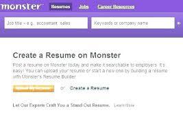 Resume Review Service Enchanting Resume Services Review Resume On Monster Resume Monster Resume