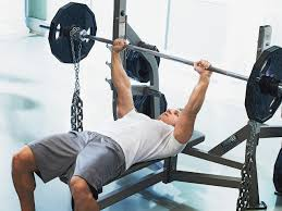 How Much Ya Bench 5 Assistance Lifts To Increase Your Bench Press Chains Bench Press
