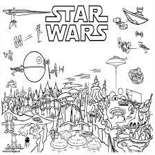 Coloriage Magique Star Wars