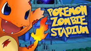 POKEMON ZOMBIE STADIUM ☆ Call of Duty Zombies Mod (Zombie Games) - YouTube