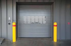 rolling garage door externally mounted roll up