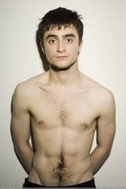 Dan radcliffe hairy stomach 2009