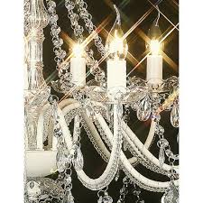 lexington home collection cassie french provincial 12 arm acrylic chandelier