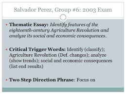 the agricultural revolution in europe ppt video online salvador perez group 6 2003 exam
