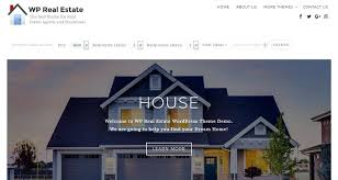 Real Estate Website Templates Awesome Wordpress Real Estate Website Templates Clarityapp