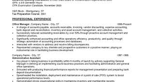 Sample Resume Profile Summary Best of How To Write Resume Profile Personal Samples Template Example