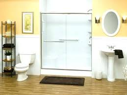 cost to replace bathtub with shower stall install tub shower combo faucet replace bathtub with shower