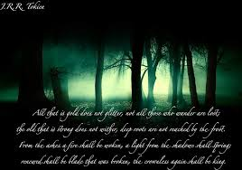 Tolkien Quotes Awesome JRR Tolkien Quote By 48DarkMelody48 On DeviantArt