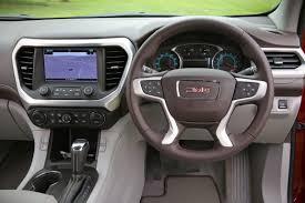 2018 gmc acadia denali interior. unique interior 2018 gmc acadia interior changes dashboard in gmc acadia denali interior