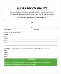 Door Prize Drawing Slips Template Ballot Free Raffle Ticket Format