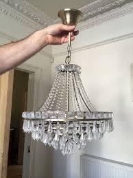 crystal chandelier john lewis light fitting