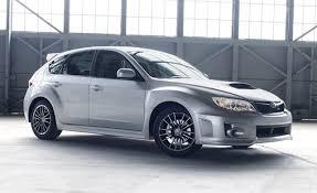 subaru impreza hatchback 2014. Beautiful Impreza 2014 Subaru Impreza WRX Frontquarter View Exterior Manufacturer  Gallery_worthy In Hatchback 5