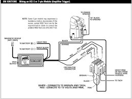 hei chevy distributor wire diagram wiring diagram schematics msd wiring diagrams nilza net ford distributor wiring diagram
