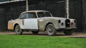 how about this alvis for a restoration project classic cars