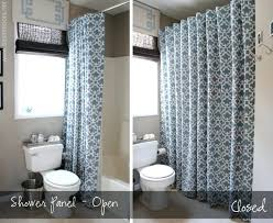 and stall size curved shower curtain rod bathroom decoration stall size vinyl shower curtain liner 54