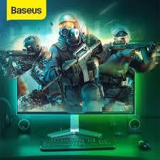 <b>Светодиодная лента Baseus</b> 5 м для мониторов - купить со скидкой