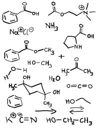 equation chemical used water
