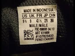 Как отличить подделку от оригинала (<b>Adidas</b>,Reebok, Salomon ...
