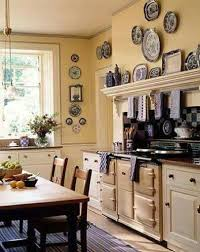 Fine Yellow Country Kitchens Such A Pretty Kitchen With Those Buttery Walls Inside Modern Ideas