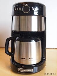 kitchenaid 12 cup thermal carafe coffee maker