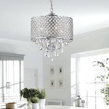 4 light chandelier crystal argens house of